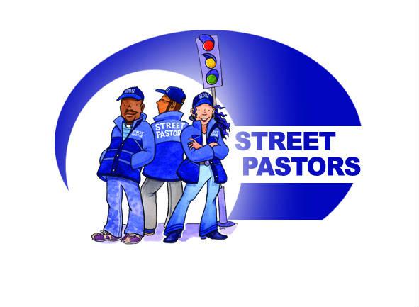Street Pastors Pray Together